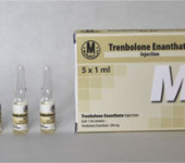 Acetato de Trembolona March 100mg/amp