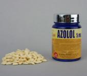 Azolol 5mg (400 com)