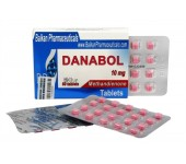 Danabol BP 10mg (100 com)