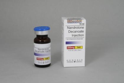 Decanoato de Nandrolona Genesis 250mg/ml (10ml)