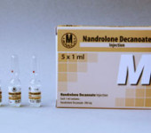 Decanoato de Nandrolona March 200mg/amp