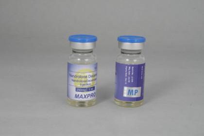 Decanoato de Nandrolona Max Pro 250mg/ml (10ml)