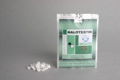 Halotestin Hubei 5mg (50 com)