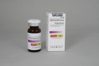 Metandrostenolona Genesis 100mg/ml (10ml)
