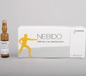 Nebido 1000mg/amp