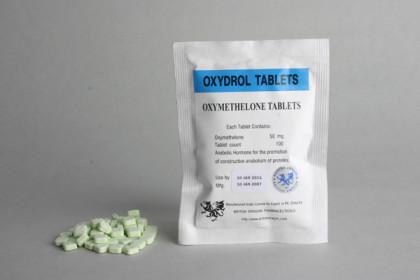 Oxydrol comprimidos 50mg (100 com)