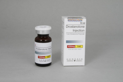 Propionato de drostanolona Genesis 100mg/ml (10ml)