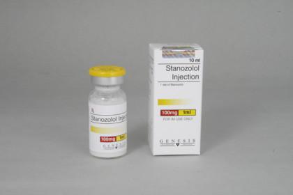 Stanozolol injeção 100mg/ml (10ml)