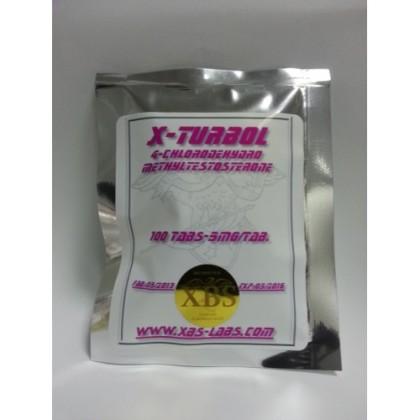 Turbol XBS 10mg (100 com)